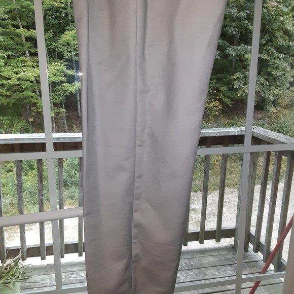 Claiborne casual pants size 16 Grey